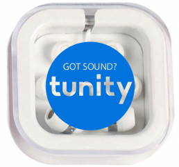 Tunity headphones